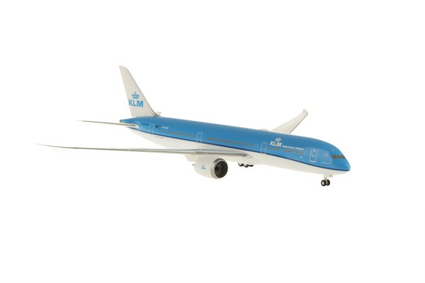 Boeing 787-9 KLM Ground Configuration Scale 1:200