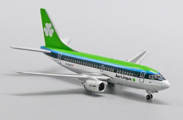 Boeing 737-500 Aer Lingus EI-CDA Scale 1/400