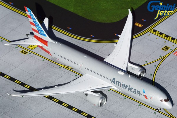 Boeing 787-9 American Airlines Scale 1/400