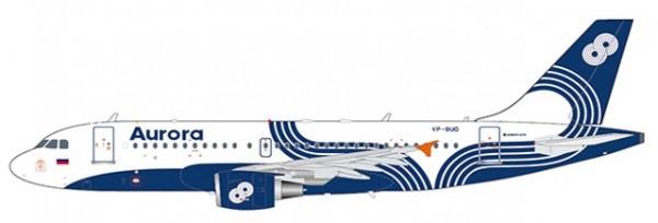 Airbus A319 Aurora VP-BWK Scale 1/200