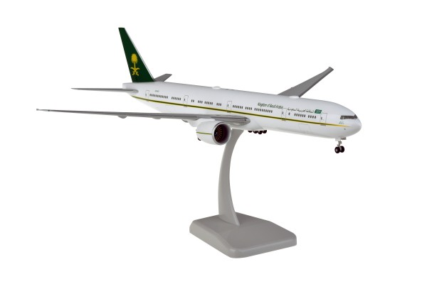 Boeing 777-300ER Kingdom of Saudi Arabia Scale 1:200