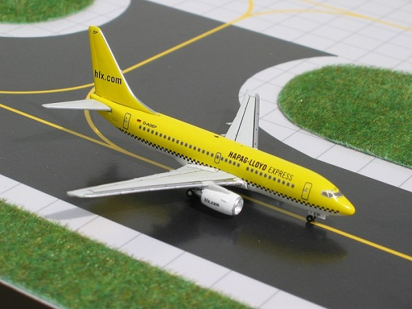 Boeing 737-700 Hapag-Lloyd Express D-AGEP Scale 1/400