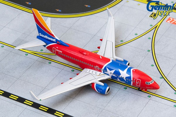 "Boeing 737-700 Southwest Airlines ""Tennessee One"" Scale 1/400"
