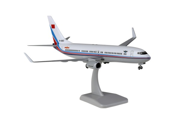 Boeing 737-800WW People's Liberation Army Air Force (PLAAF) B-4083 Scale 1:200