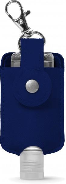 Desinfektionsmittel-Flaschenhalter blau 50ml