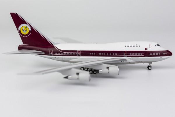 Boeing 747SP Qatar - Amiri Flight VP-BAT Scale 1/400