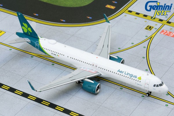 Airbus A321neo Aer Lingus Scale 1/400