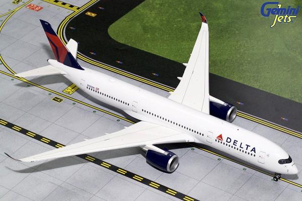 Airbus A350-900 Delta Air Lines N502DN Scale 1/200