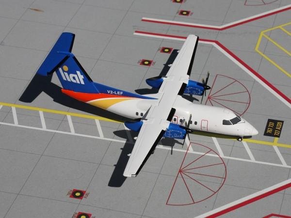 Bombardier Dash 8-100 LIAT Scale 1/200