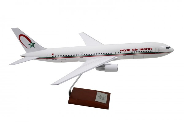 Boeing 767-300 Royal Air Maroc Scale 1:100