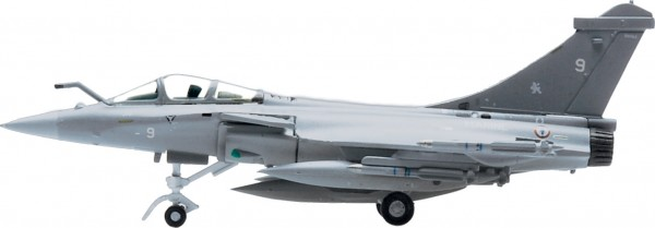 Dassault Rafale M French Navy Tail no. 9 Scale 1/200