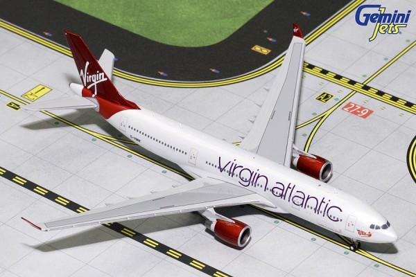 Airbus A330-200 Virgin Atlantic Airways Scale 1/400