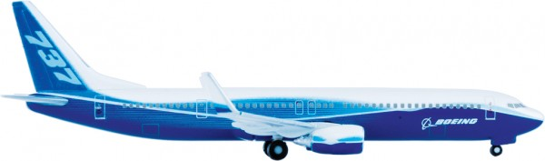 Boeing 737-900ER w/ Winglet House Color Scale 1:500