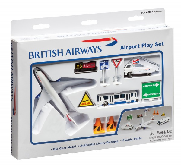 Airport Play Set British Airways