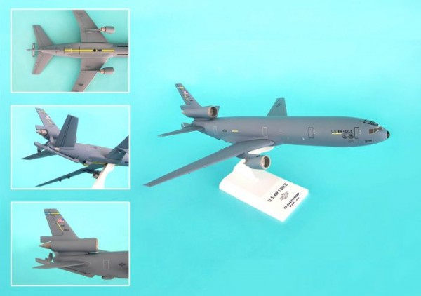 McDonnell Douglas KC-10 Extender USAF MCGuire AFB New Livery Scale 1/200