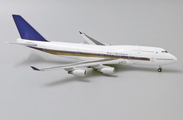 Boeing 747-400 Ansett Australia 9V-SMT Scale 1/400