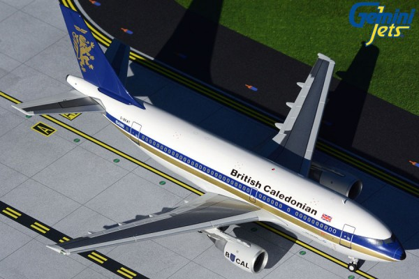 Airbus A310-200 British Caledonian (1980s livery) Scale 1/200
