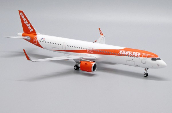 Airbus A321neo EasyJet Europe OE-ISB Scale 1/200 Limited 100pcs