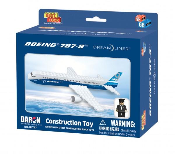 Boeing 787 Dreamliner Construction Toy (55pcs)