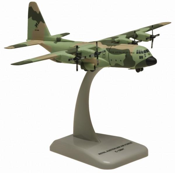Lockheed C-130H RAAF Camouflage A97-006 Standard livery Scale 1/200