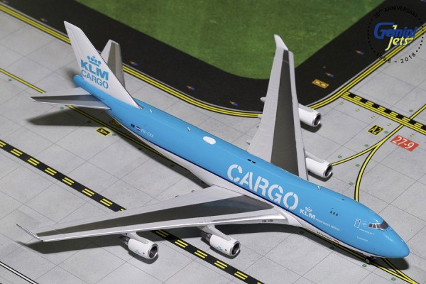 Boeing 747-400F KLM Cargo Scale 1/400