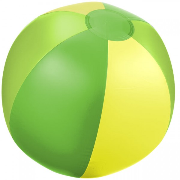 Wasserball aufblasbar grün/ Beachball inflatable green