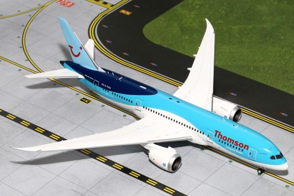Boeing 787-8 Dreamliner Thomson Airways G-TUIA Scale 1/200