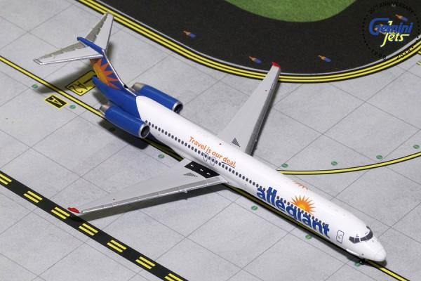 McDonnell Douglas MD-82 Allegiant Air Scale 1/400