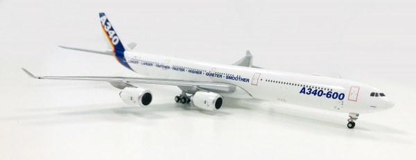 Airbus A340-600 House Color F-WWCC Scale 1/400