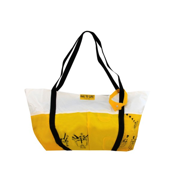 Airlie Beach Bag - white