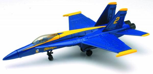 Sky Pilot McDonnell Douglas F/A-18 Hornet Blue Angels Scale 1/48