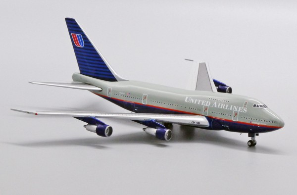 Boeing 747SP United Airlines N145UA Scale 1/400