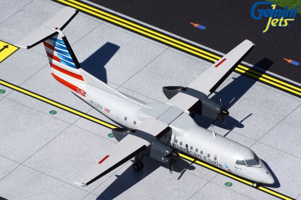 Bombardier DHC-8-300 American Eagle/Piedmont N329EN Scale 1/200