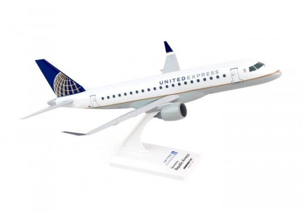Embraer ERJ-175 United Airlines Scale 1/100