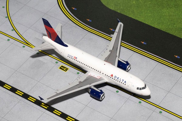 Airbus A319 Delta Air Lines Scale 1/200