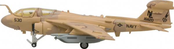 "Northrop Grumman EA-6B Prowler US Navy VAQ-133 ""Wizards"" Scale 1/200"