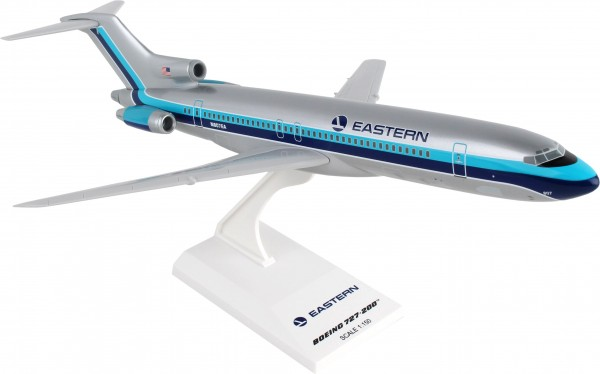 Boeing 727-200 Eastern Scale 1/150