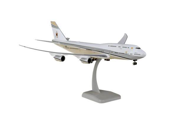 Boeing 747-8 Brunei Government V8-BKH Scale 1:200