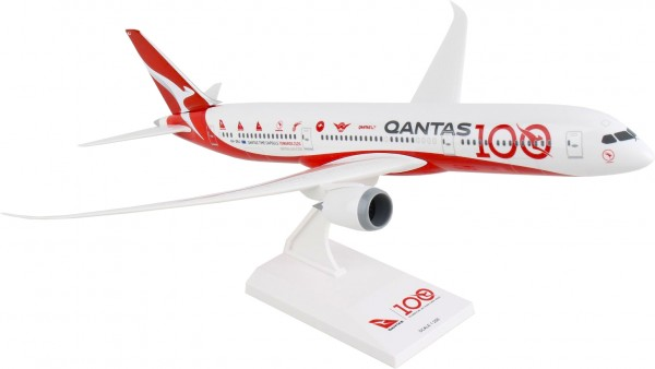"Boeing 787-9 Qantas ""100th Anniversary"" VH-ZNJ Scale 1/200 +++"