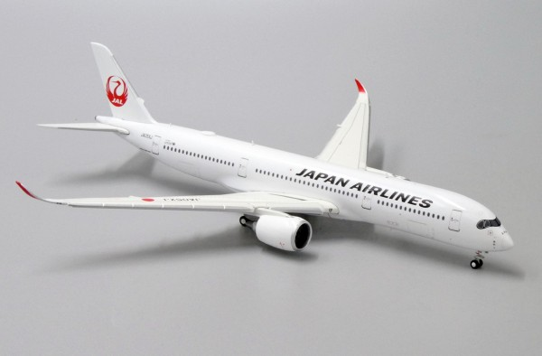 Airbus A350-900XWB Japan Airlines Flaps Down Version JA05XJ Scale 1/400