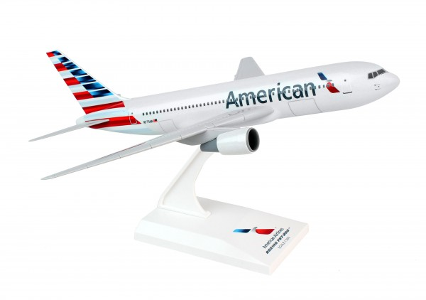 Boeing 767-200 American Airlines NL Scale 1/200