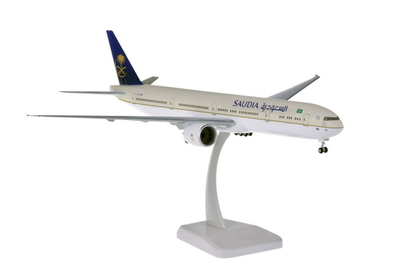 Boeing 777-300ER Saudi Arabian Airlines HZ-AK45 Scale 1:200