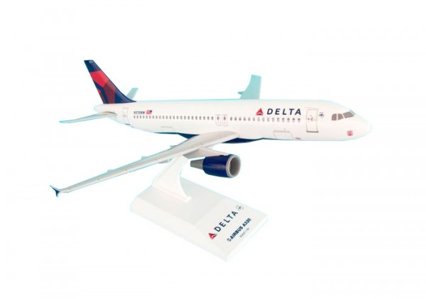 Airbus A320 Delta Air Lines N661US Scale 1/150