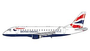Embraer 170 British Airways CityFlyer Scale 1/400