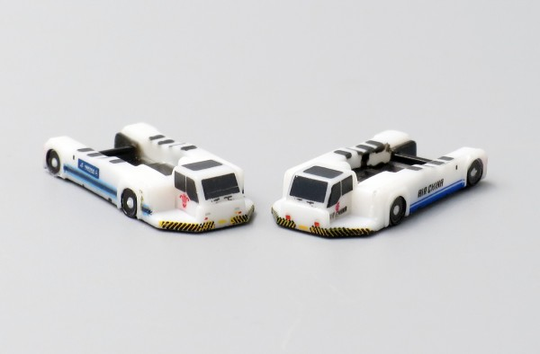 Push back tug 4in1 set (2xAir China,2xChina Southern) Scale 1/400