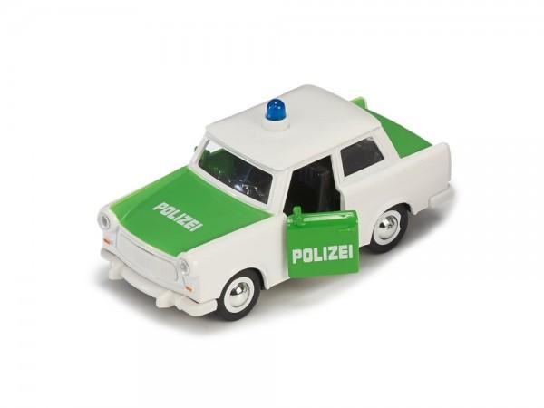 "Pullback car ""Police"" Scale 1:30 (12cm)"