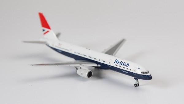 """Boeing 757-200 British Airways """"Chelsea Rose"""" G-BIKB Scale 1/400"""