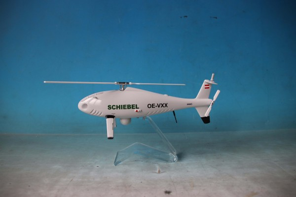 """Schiebel Camcopter S-100 """"Light Grey"""" Scale 1/16"""