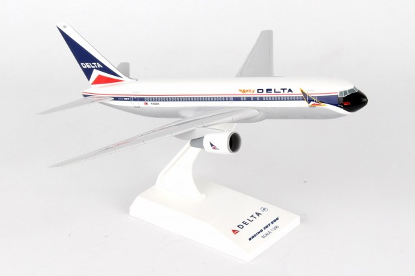 "Boeing 767-200 Delta Airlines ""Spirit of Delta"" Scale 1/200"