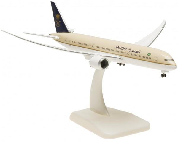 Boeing 787-9 Saudi Arabian Airlines Inflight Wings Scale 1:400